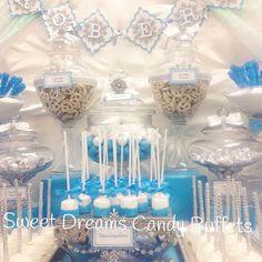 Great Winter Wonderland Baby Shower Party Ideas