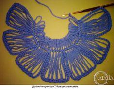 DIY-Crochet-Flower-with-Crochet-Fork-and-Hook7