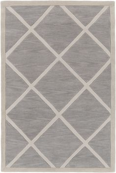 Holden Layla Gray/Ivory Area Rug