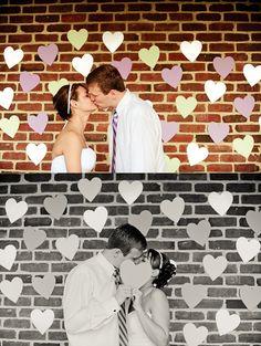 hearts wall