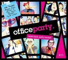 Office Party: Work Hard, Party Harder! [CD]