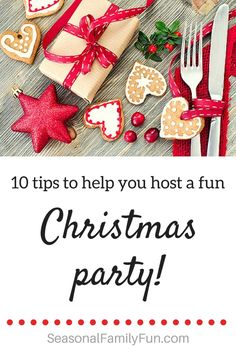 Host A Fun Christmas Party