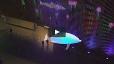 東京国際フォーラムのシンボルである舟形のガラス棟を巨大な水槽に見立てた「光のアクアリウム」が12月19日(火)〜26日(火)期間限定で開催されました。 ピクスが展示全体の総合プロデュースを手掛けました。 大吹き抜けを約6mのイルカが優雅に遊泳する幻想的な空間となっています。 ■STAFF Creative Director/Technical… Case Study