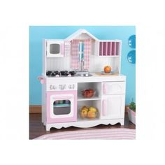 Modern Wooden Play Kitchen google image result for http://www.childrenstoysandgifts.co.uk