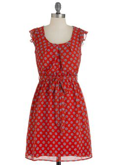 View from the Top Dress, #ModCloth