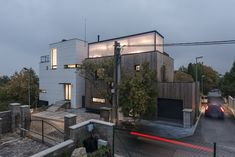 Gallery of Two Buildings / Compass Atelier - 3