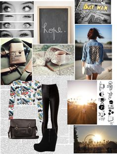 """Don't Believe Everything You Hear...."" by style-stealer on Polyvore"