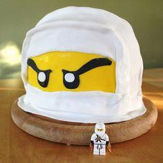Another good Ninjago cake idea!