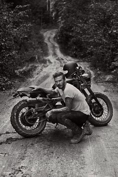 42 Ideas For Motorcycle Triumph Scrambler David Beckham Triumph Scrambler, Triumph Bonneville T100, Triumph Motorcycles, David Beckham, Wild At Heart, Harley Davidson, Inazuma Cafe Racer, Bob Seger, Cafe Racers