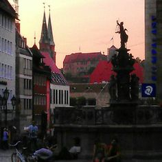 My Hometown Nürnberg.