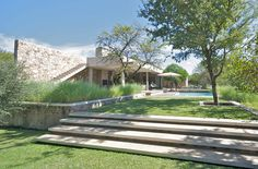 Thomas Gouws Architects - House Kleynhans South African Homes, Out Of Africa, Architect House, Garden Bridge, Contemporary, Modern, Farmhouse, Exterior, Outdoor Structures