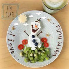 olaf the snowman food - Szukaj w Google