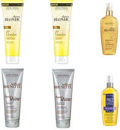 Just launched. Giveaway to win a John #Frieda haircare collection. Closes 20th June 2014