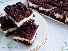 Prăjitura Rudy cu ciocolată şi cocos - Cartea de Bucate Aromate