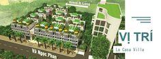 Vị trí dự án La Casa Villa nằm ở đâu?
