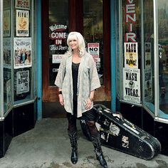 Paper Napkin #Interview with Emmylou Harris