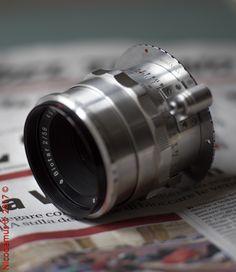 Carl Zeiss Jena Biotar 58mm f/2