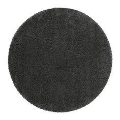 IKEA - ÅDUM, Tapis, poils hauts, 130 cm, , Le velours dense et épais atténue le bruit et constitue une surface douce sous les pieds.Ce tapis en fibres synthétiques est résistant, anti-tache et facile d'entretien.