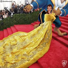 This Artist Is Photoshopping Disney Princesses Into Celeb Photos And It's Too Perfect