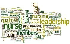 To develop strong, smart, professional nurses, we must exercise their LEADERSHIP skills.