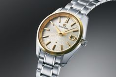 Grand Seiko Quartz 9F 25th Anniversary SBGV238