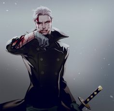 DmC: Devil May Cry - Vergil