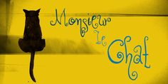 DK Monsieur Le Chat Font | dafont.com*