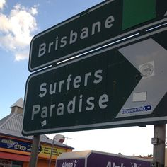 Surfers Paradise - childhood memories and honeymoon ones too Gold Coast Queensland, Gold Coast Australia, Brisbane Queensland, Brisbane City, Queensland Australia, Australia 2017, Australia House, Australia Travel, Surfs