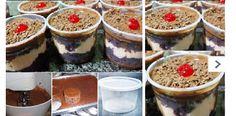 Como hacer Torta Selva Negra en Pote para vender, Si te gusta dinos HOLA y dale a Me Gusta MIREN … | Receitas Soberanas