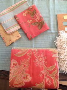 Formal living room fabrics