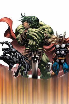 Dark Avengers by Mike Deodato Jr.