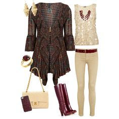 """""""l love this sweater!"""" by denise-cooper on Polyvore"""