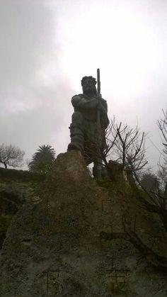 Monumento al Cantabro