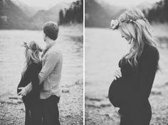 Kimmy & Bear: a really lovely maternity shoot