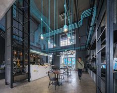 Gallery of Hubba-to / Supermachine Studio - 15
