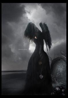 dark angel continues in her journey...