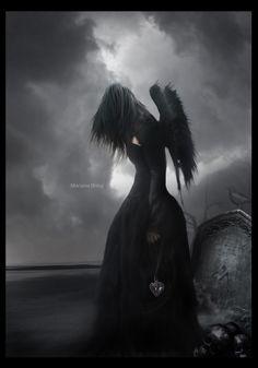 dark angel continues in her journey...