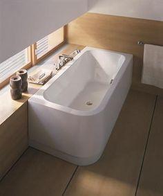 BRAND NEW AND BOXED DURAVIT HAPPY D LEFT CORNER BATH TUB 1800 X