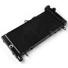 Motorcycle Aluminum Radiator Cooler Cooling System For Honda CB600 CB 600 F Hornet 1998-2005 CB 600 HORNET 600 06-07