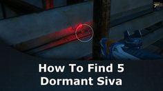 Destiny Rise Of Iron Dormant Siva Locations