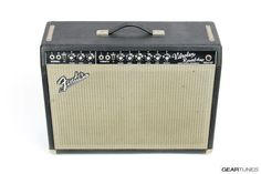 From the GearTunes library of tone ~ the Fender Vibrolux Reverb ~ click it to hear it :)