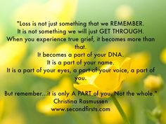 What is Grief...