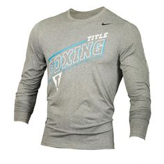 TITLE BOXING NIKE AUTHENTIC LONG SLEEVE TEE