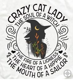 9gag Funny, Funny Cats, Crazy Cat Lady, Crazy Cats, She And Her Cat, Witch Art, Witch Aesthetic, Cat Quotes, Witch Quotes