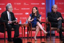 Check out this CNN Dialogue discussion The Census & the New America which I did last year at Emory University.