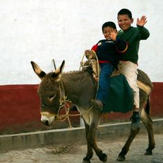 Happy Kids - Puebla, Mexico