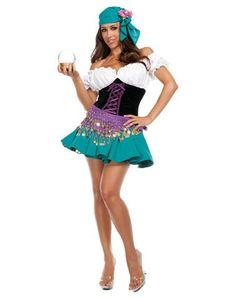 Gypsy Adult Womens Costume
