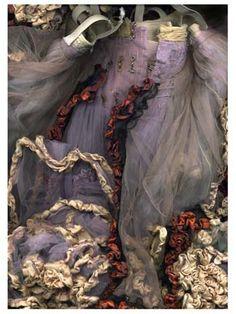 Vintage NYC ballet costume