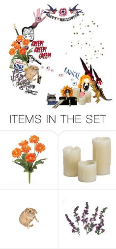 """""""ghoul mother zine"""" by ghoulgirls ❤ liked on Polyvore featuring art"""