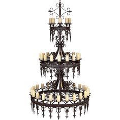 Tube Lantern w/Micah Goth Home Decor, Diy Home Decor, Wrought Iron Chandeliers, Gothic Bedroom, Gothic House, Gothic Castle, Gothic Furniture, Home Lighting, Halloween Decorations